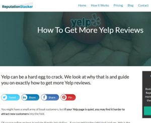 yelp reviews reputation stacker website